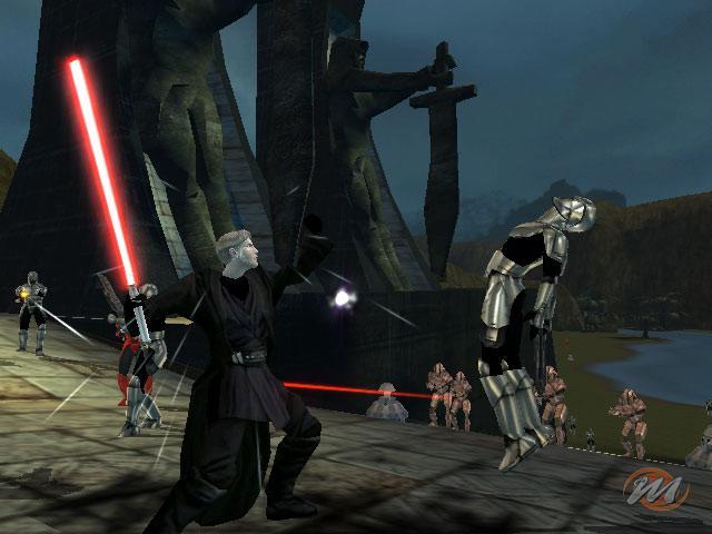 Star Wars: Knights of the Old Republic 3, Chris Avellone svela le idee elaborate da Obsidian