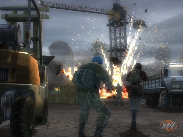 Mercenari: Pagati per Distruggere