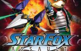 Packshot americano di StarFox Assault
