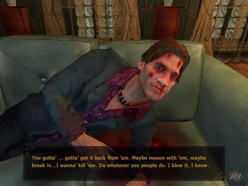 La soluzione completa di Vampire: the Masquerade - Bloodlines