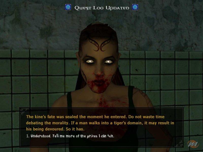 Vampire the Masquerade: Bloodlines è l'offerta Steam del fine settimana