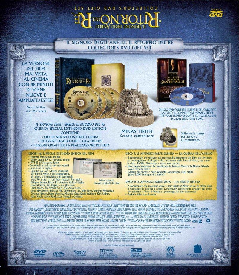 Speciale di Natale 2004 - Cinema e DVD