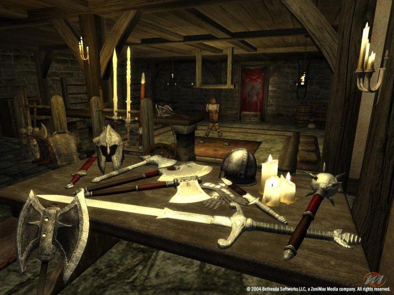 Elder Scrolls V non è in lavorazione. C'è una possibilità per un MMO?