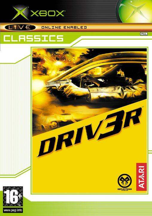 Driver 3 (Driv3r)