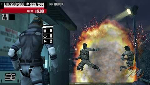 La soluzione completa di Metal Gear Acid