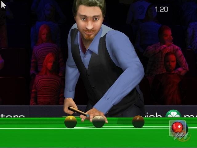 World Championship Snooker 2005