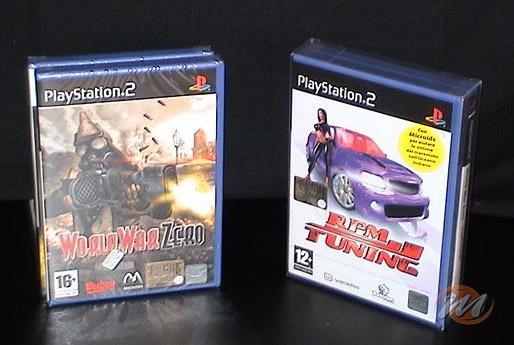 Microids lancerà dei cofanetti speciali per PS2 e Xbox