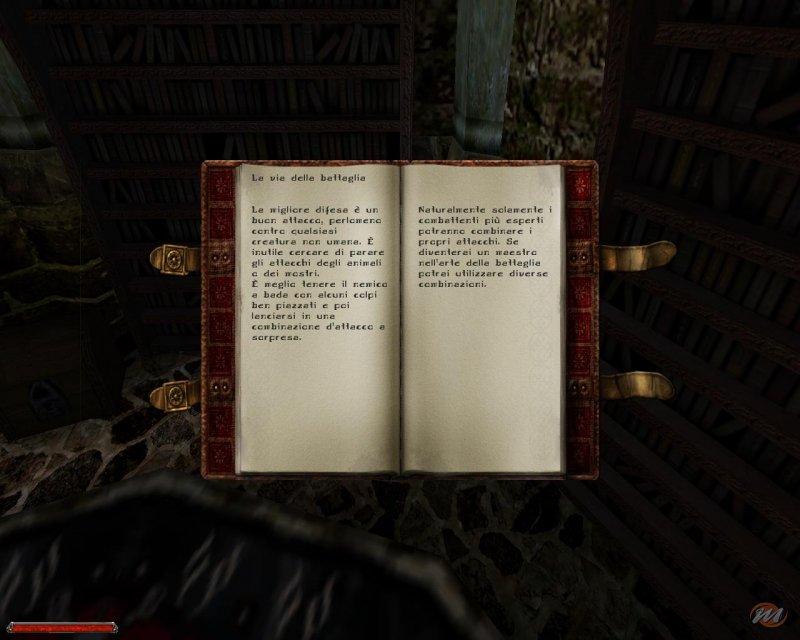 Gothic 2 - Le strade di Khorinis parlano in Italiano