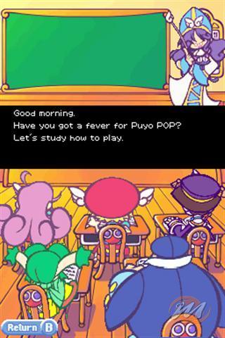 Puyo Pop Fever (Puyo Puyo Fever)