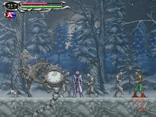 La Soluzione Completa di Castlevania: Dawn of Sorrow