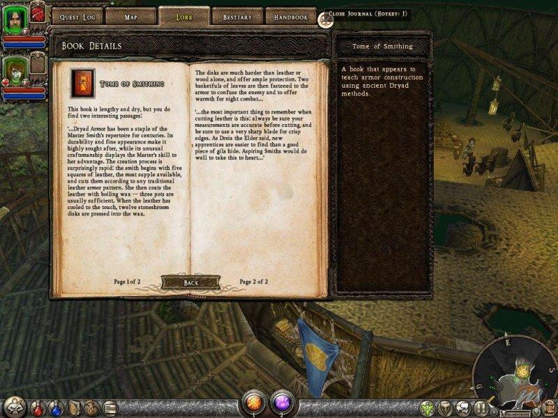 Le nostre mani su Dungeon Siege II
