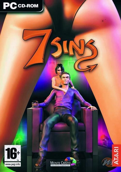 I packshot definitivi di 7 Sins