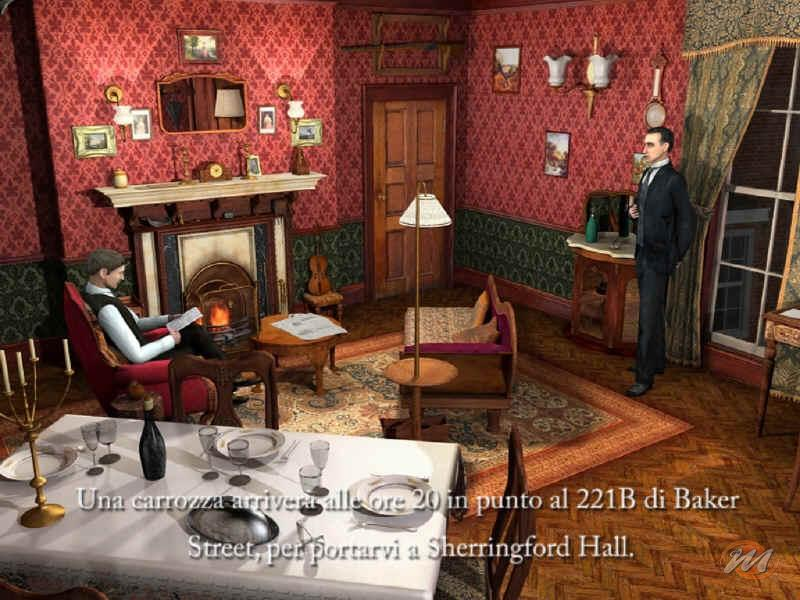 Sherlock Holmes: L'orecchino d'argento
