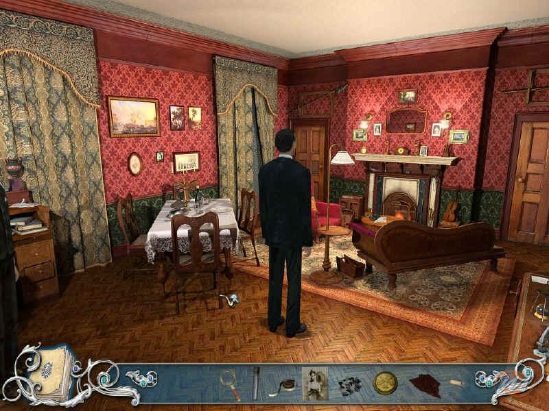 La soluzione di Sherlock Holmes 2: L'orecchino d'argento