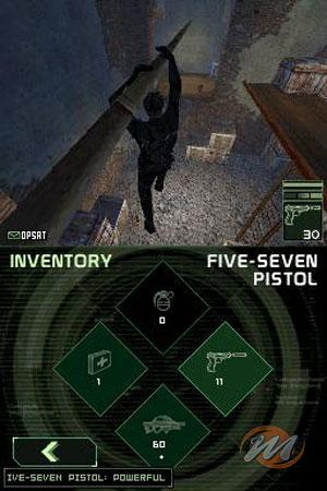 Tom Clancy's Splinter Cell: Chaos Theory (Splinter Cell 3)
