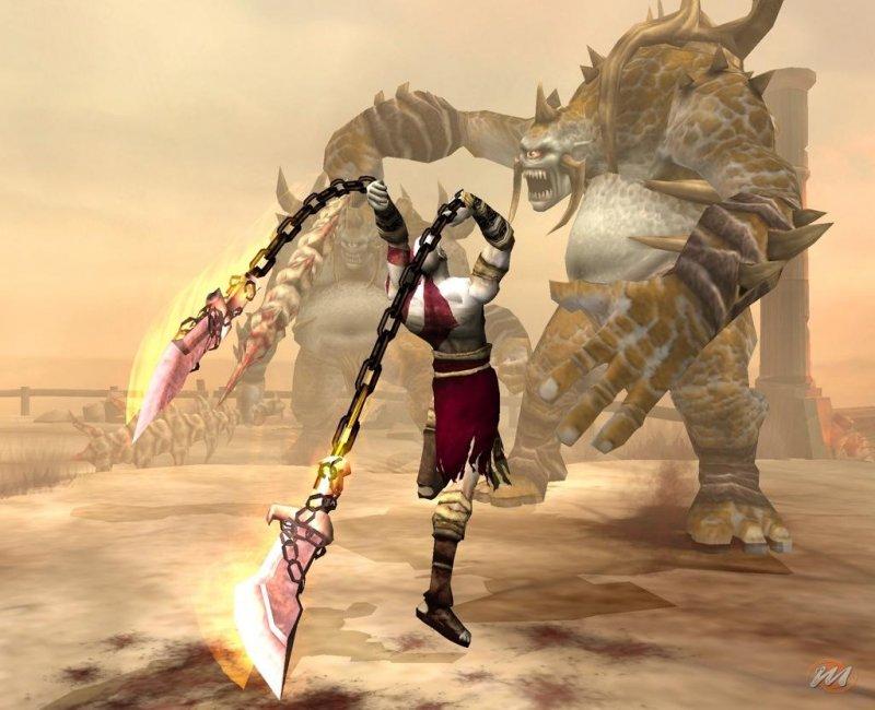 La soluzione di God of War