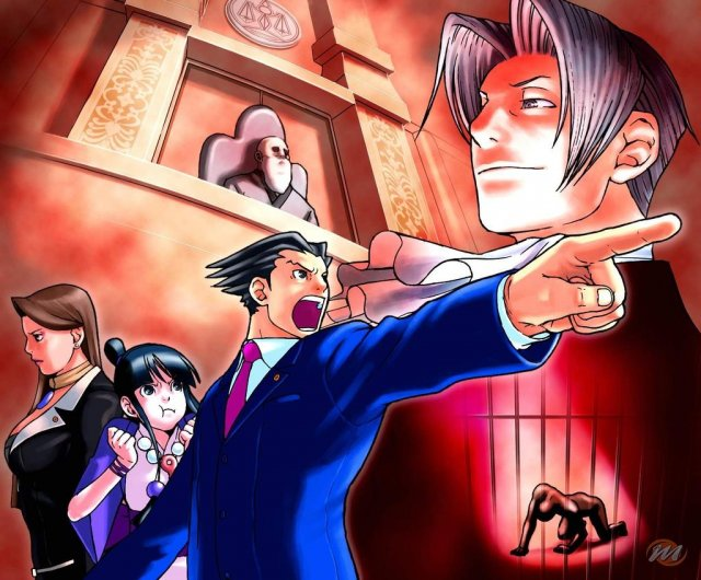 Phoenix Wright: Ace Attorney (Gyakuten Saiban)