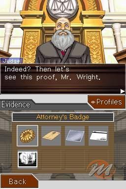 La soluzione completa di Phoenix Wright: Ace Attorney