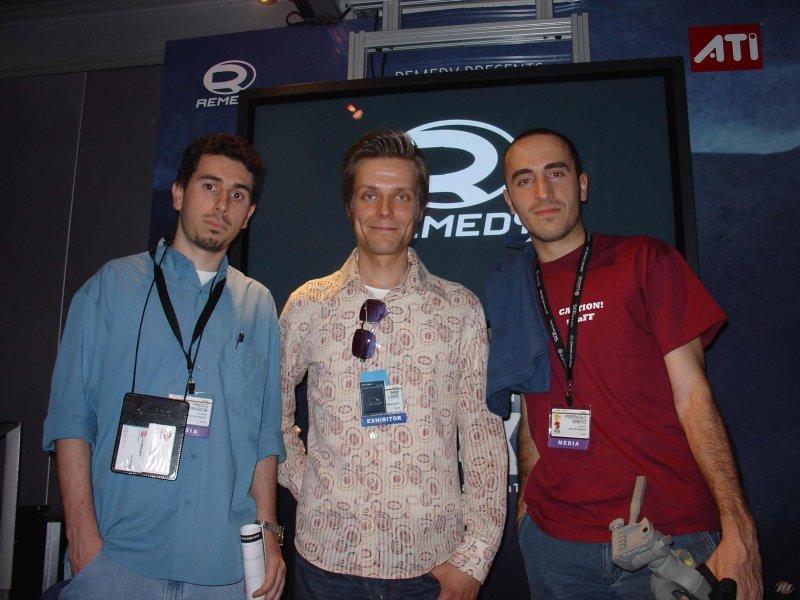 [E3 2005] Alan Wake: il risveglio di Remedy