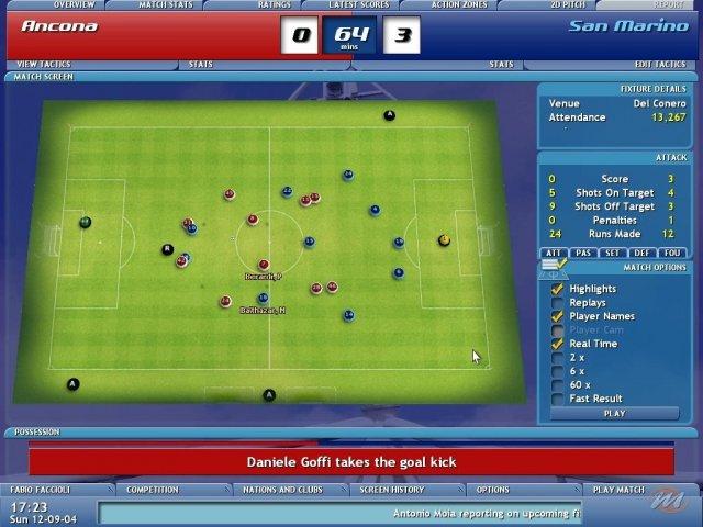 Scudetto 5 (Championship Manager 5)