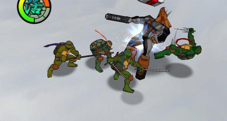 how to play in multiplayer in teenage mutant ninja turtles
