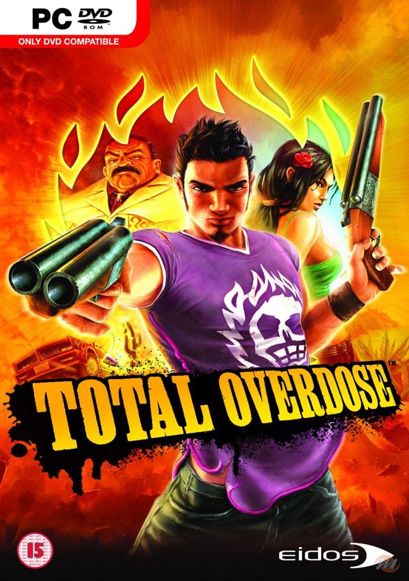 I packshot di Total Overdose