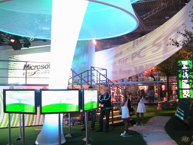 [GC 2005] La riscossa di Microsoft su PC parte da Lipsia