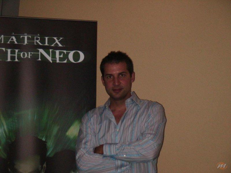 Matrix: Path of Neo - Intervista a Dave Perry