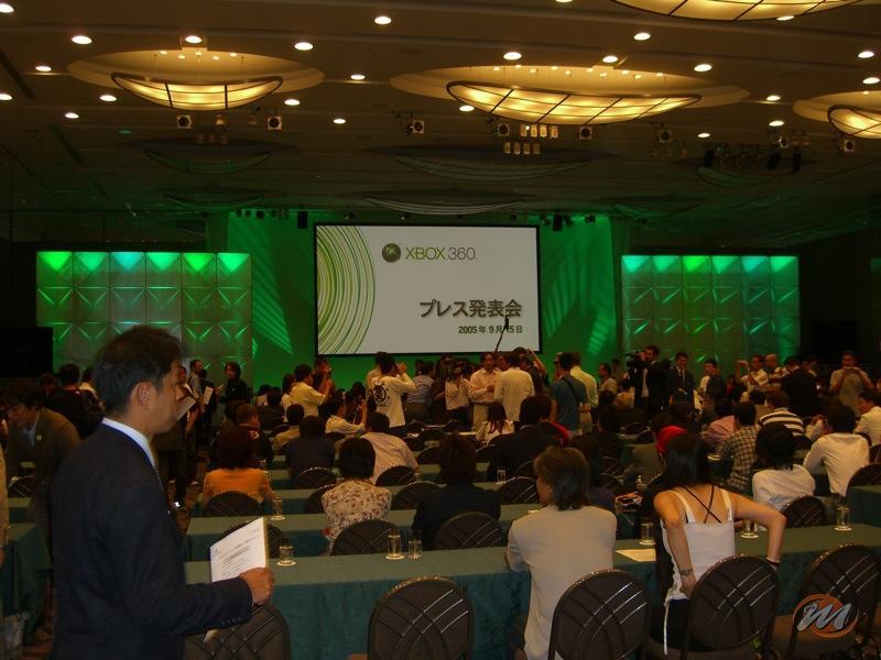 [TGS 2005] Tutti i dettagli della conferenza Microsoft per Xbox 360!