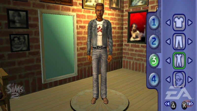 The Sims 2 su Console