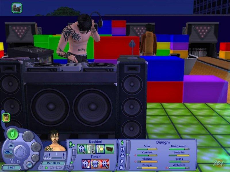 incontri Sims ROM