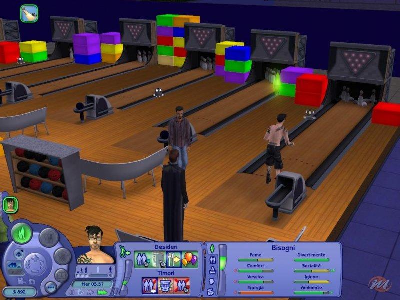 incontri Sims ROM Europa partita incontri sito