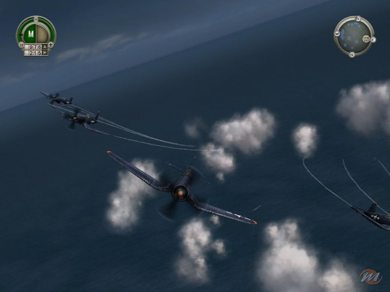 Heroes of the Pacific - Gli eroi volanti di Codemasters