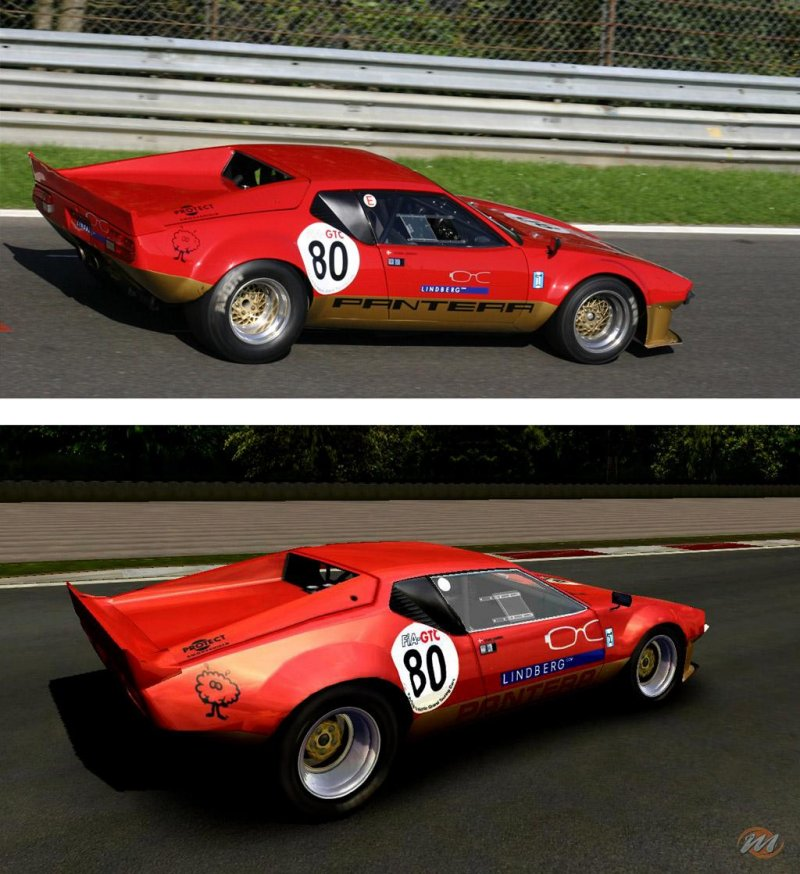 Nuove immagini di GT Legends