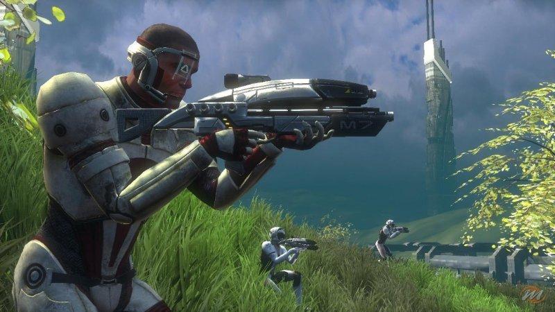 I nuovi DLC di Mass Effect saranno divertenti, dice Muzyka