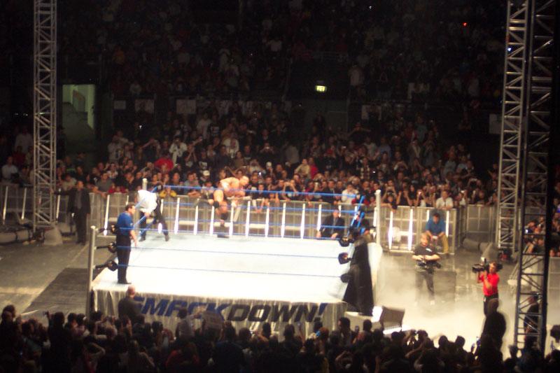 WWE in Italia, lo Speciale