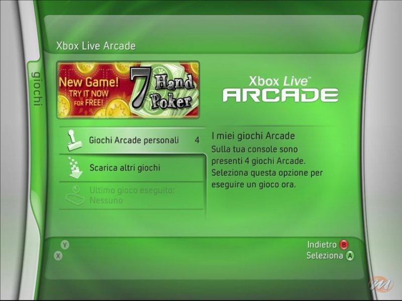 Speciale Xbox Live Arcade