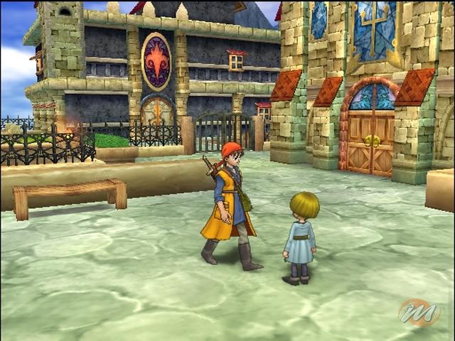 La soluzione di Dragon Quest VIII: L'Odissea del Re Maledetto