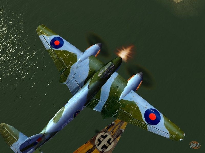 Battle of Europe: Royal Air Forces - Recensione