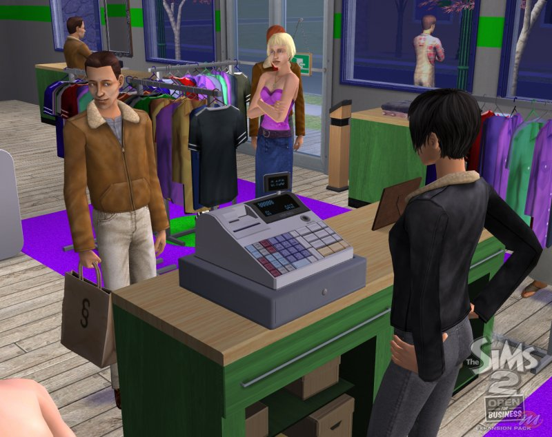 The Sims 2: Funky Business - Recensione