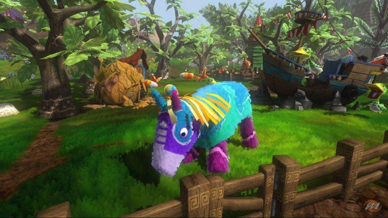 [TGS 2006] Viva Piñata - Approfondimento