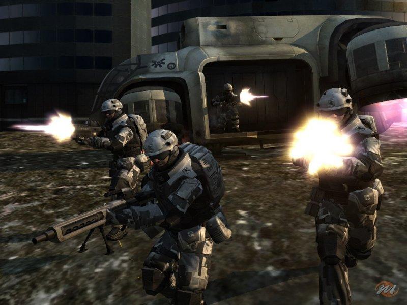 Battlefield 2142 - Anteprima