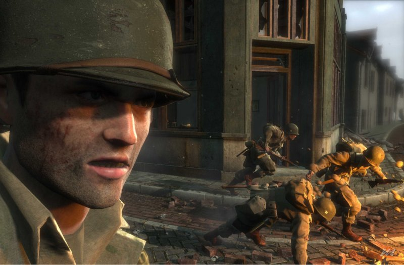 Gearbox pensa a Brothers in Arms