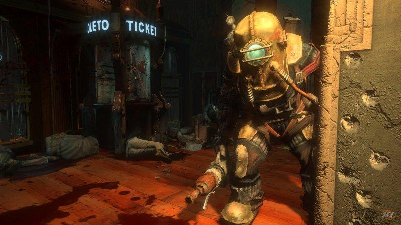 Bioshock a 1,99 euro su Games for Windows Live - Aggiornata con AoE III