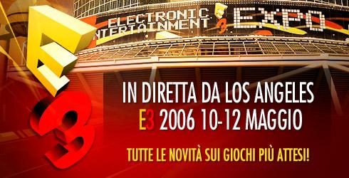 E3 2006 - La lunga lista