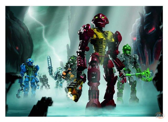 Bionicle Heroes (LEGO Bionicle)