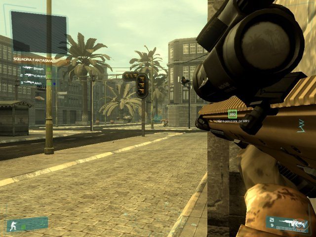 Tom Clancy's Ghost Recon: Advanced Warfighter (Ghost Recon 3)