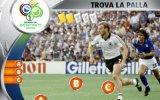 Un quiz sui Mondiali di Calcio in formato per lettore DVD