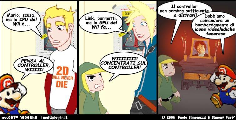 FTR #9 - Il Wii-complotto