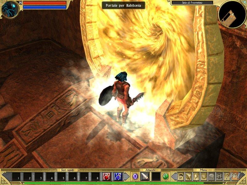 Titan Quest, disponibile Atlantis, la terza espansione
